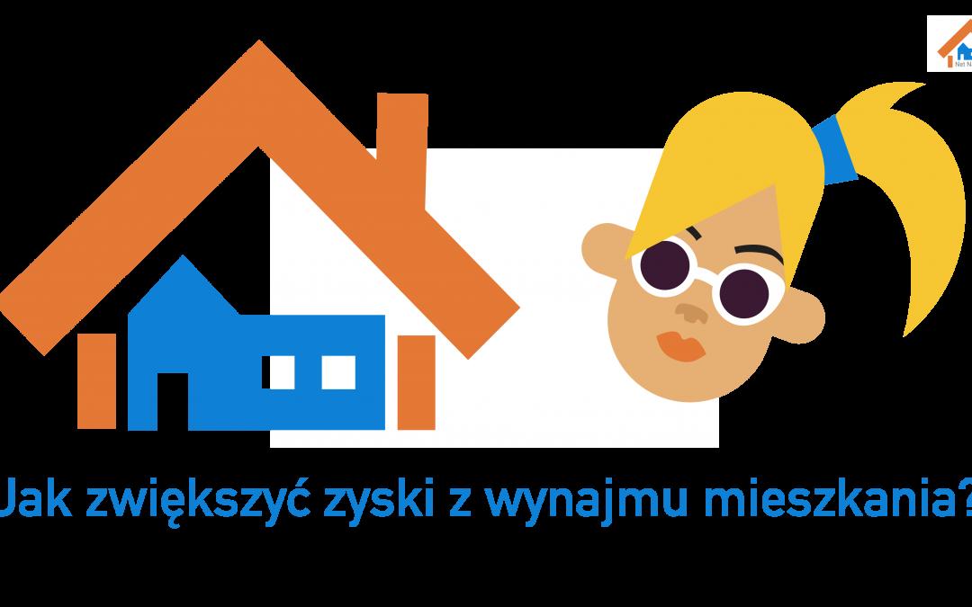 Jak zwiększyć zyski z wynajmu mieszkania?