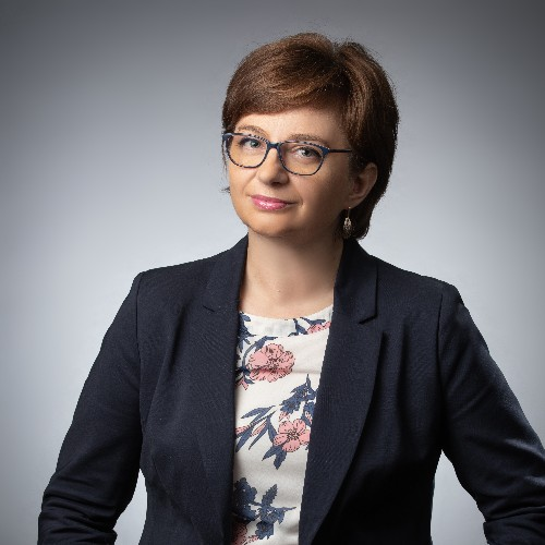 Autor: Renata Bedyńska